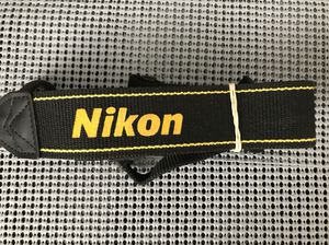 Nikon camera dslr strap! for Sale in North Las Vegas, NV