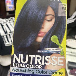blue Indigo Nutrisse Hair Dye for Sale in Fresno, CA