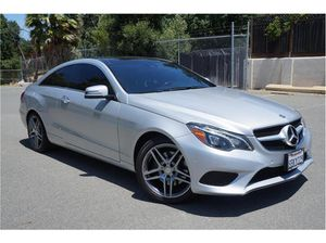 2014 Mercedes-Benz E-Class for Sale in Concord, CA