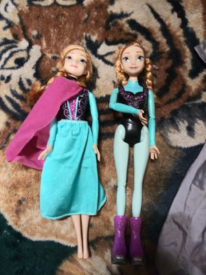 Pair of dolls for Sale in San Antonio, TX