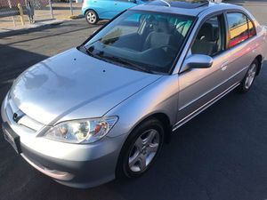 2005 Honda Civic EX for Sale in San Diego, CA