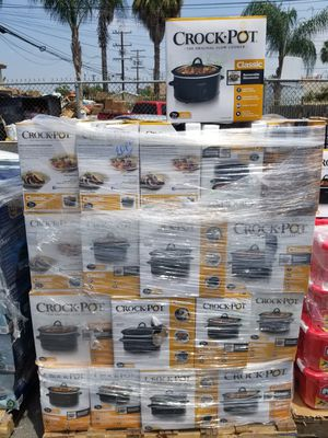 Crock pot Classic 7qt WHOLESALE MAYOREO for Sale in Los Angeles, CA