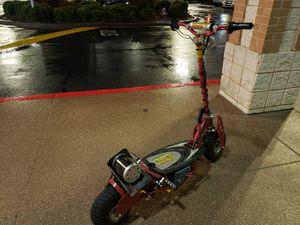 Custom electric scooter by super for Sale in Atlanta, GA
