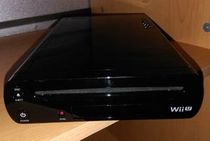 Nintendo Wii U Deluxe 32GB Black Console WUP-101( 2) for Sale in Milwaukie, OR