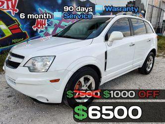 2013 CHEVROLET CAPTIVA 110K for Sale in Miami,  FL