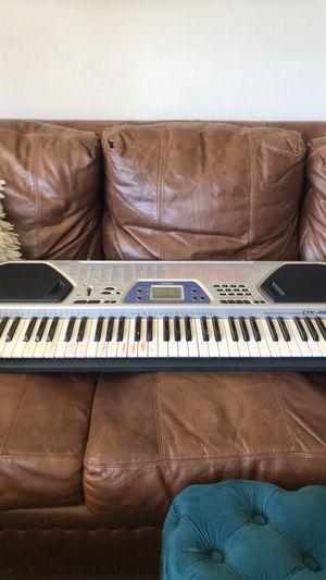 Casio Keyboard for Sale in Oceano, CA