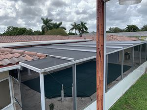 High quality screen patio and pool enclosure for Sale in Miramar, FL