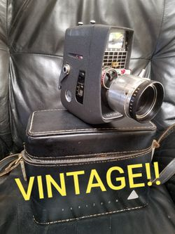 8mm Vintage Camera Varizoom Tower for Sale in Lake Mary,  FL