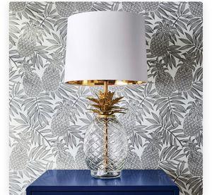 Boho pineapple lamp for Sale in San Francisco, CA