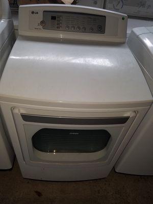 Lg dryer Electric # WARRANTY for Sale in Houston, TX