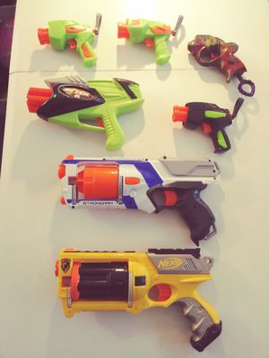 7 NERF GUNS FOR SALE for Sale in Pasco, WA