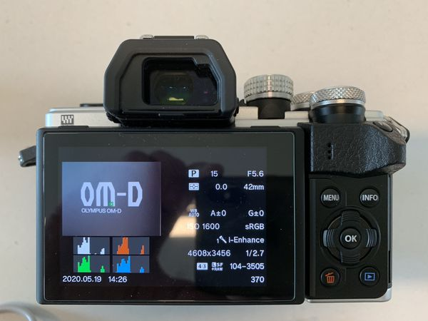 Olympus OM-D E-M10 MK II Mirrorless Camera - Many Extras, Just Bought!