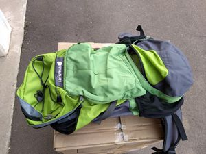 Frame type hiking backpack for Sale in Tempe, AZ