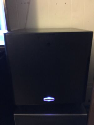 Polk audio dsw pro 550wi for Sale in Chicago, IL
