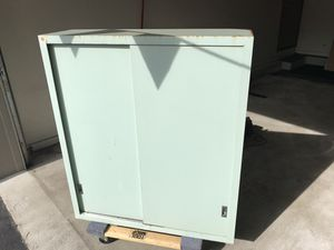 Metal Wall Cabinet for Sale in Chicago, IL