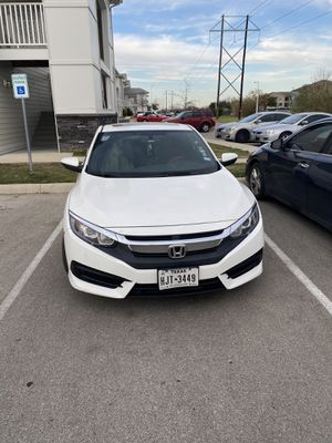 2016 Honda Coupe for Sale in San Marcos, TX
