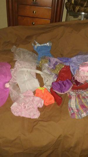 Lot of 14 vtg BARBIE Doll Clothing for Sale in Inverness, FL