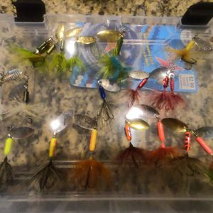 Fishing Spinners for Sale in Newberg, OR