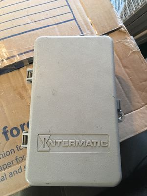 Intermatic pool or Hot tub timer 240v for Sale in Norfolk, VA