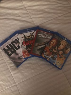 Blu-Ray movies for Sale in Haledon, NJ