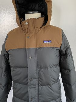 Brand new boy's Patagonia down hoody, size L for 12 years Old for Sale in Palm Harbor,  FL