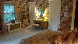Bedroom suits furniture figurines antiques clock harpsichord {contact info removed} for Sale in Cleveland, OH