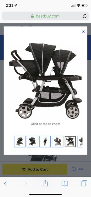 Graco Double Stroller for Sale in San Jose, CA