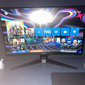 """Acer 27"""" Curved Monitor for Sale in New Port Richey, FL"""