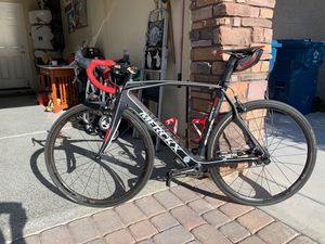 Eddy Merckx road bike carbon fiber 56 size M for Sale in Las Vegas, NV