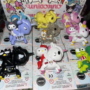 Tokidoki Unicorno Hello Kitty Chaser And Friends for Sale in Compton, CA