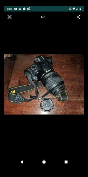 Nikon D5100 Digital Camera for Sale in Berkeley, CA