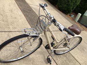 Tan Trek commuter bike for Sale in Vancouver, WA