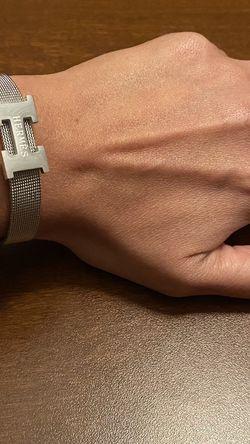 Women Stainless Women Belt Style Bracelet H for Sale in Dallas,  GA