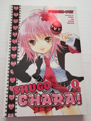 NEW Shugo Chara 1: Peach Pit Anime Book for Sale in Henderson, NV