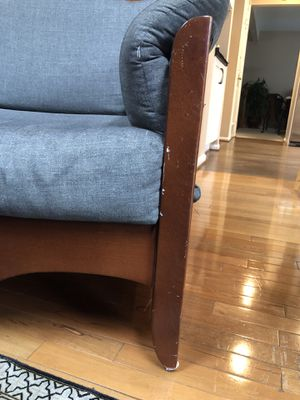 Three seater sofa with two chairs for Sale in Gaithersburg, MD