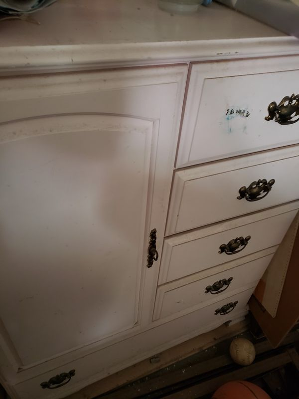 Chest of draws - solid wood