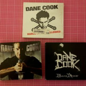 Dane Cook Standup Comedian Bundle Sale for Sale in Los Angeles, CA