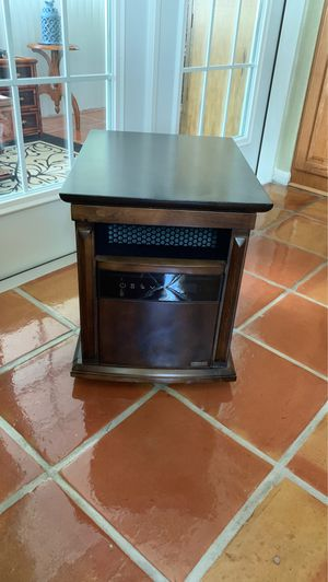 Dura flame heater and remote for Sale in Lake Worth, FL