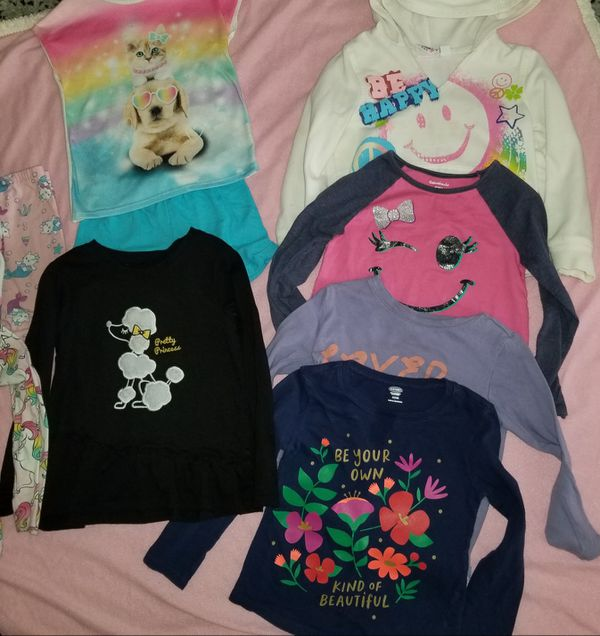 4T kids clothing lot 13 pieces