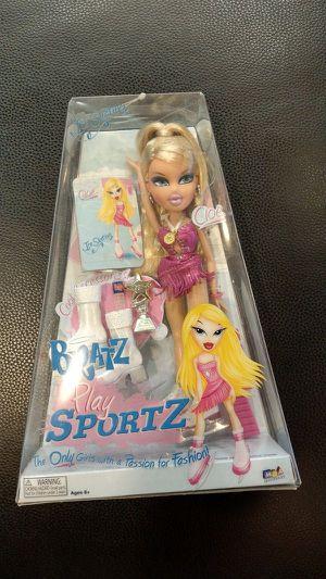 "Bratz Play Sports Ice Skating Cloe 10"" Doll for Sale in Saginaw, TX"
