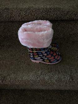 Carter's! Brand New! Toddler Girl Rain Boot'! Waterproof for Sale in Philadelphia,  PA
