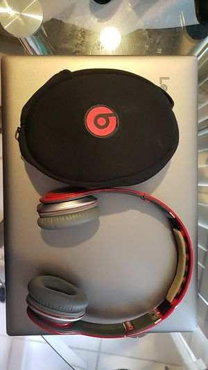 Beats by Dr.Dre (Solo HD) Red Edition for Sale in Miramar, FL
