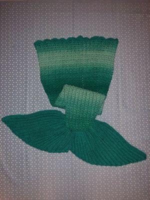 Mermaid tail blanket for Sale in El Monte, CA