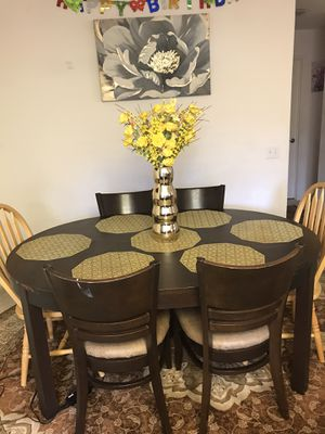 Wood dining table for Sale in Irvine, CA