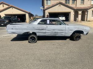 1964 Chevy impala lowrider project with everything there! 20k for Sale in Lancaster, CA