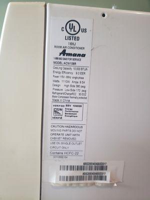 Amana Room Air Conditioner Unit for Sale in San Antonio, TX