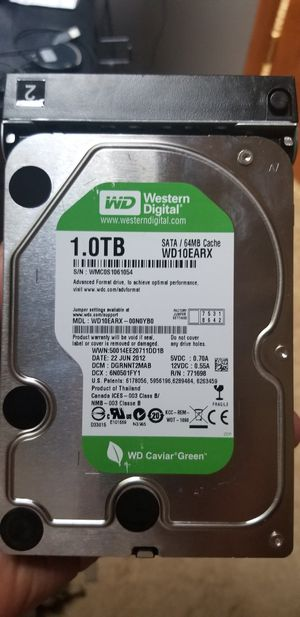 1TB/2TB hard drive for Sale in Rome, NY
