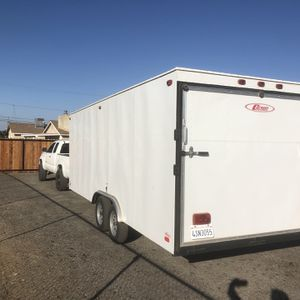 20x8 Carson Trailer for Sale in Yucaipa, CA