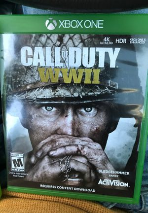 Call of Duty WWII for Sale in Glendale, AZ