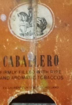 Caballero Tin Mini Ashtray Vintage for Sale in Clarksburg,  WV